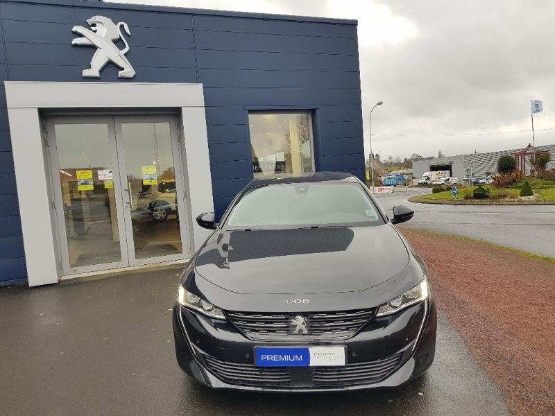 Photo 1 de l'offre de PEUGEOT 508 BlueHDi 130ch S&S Allure EAT8 à 29990€ chez Lebedel Automobiles
