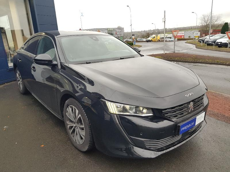 Photo 5 de l'offre de PEUGEOT 508 BlueHDi 130ch S&S Allure EAT8 à 29990€ chez Lebedel Automobiles