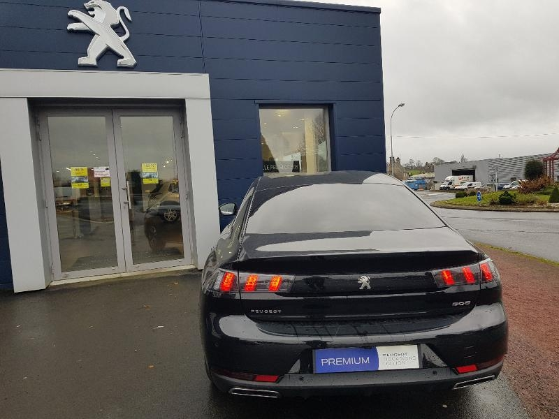 Photo 8 de l'offre de PEUGEOT 508 BlueHDi 130ch S&S Allure EAT8 à 29990€ chez Lebedel Automobiles