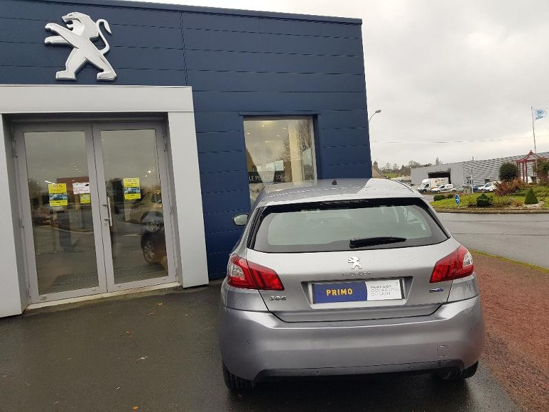 Photo 8 de l'offre de PEUGEOT 308 1.6 BlueHDi 120ch Active Business S&S EAT6 5p à 13490€ chez Lebedel Automobiles
