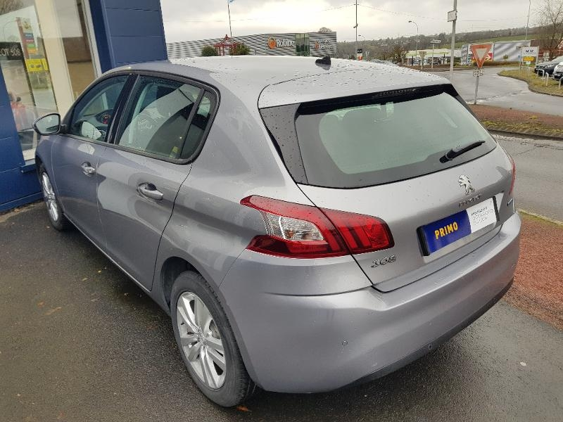 Photo 10 de l'offre de PEUGEOT 308 1.6 BlueHDi 120ch Active Business S&S EAT6 5p à 13490€ chez Lebedel Automobiles