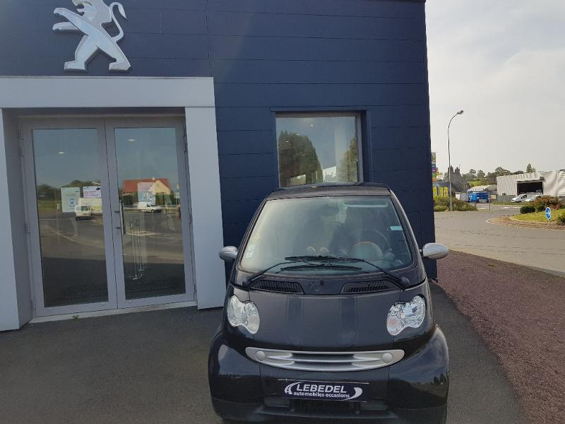 Smart Smart Coupe 61ch Pulse Essence NOIR Occasion à vendre