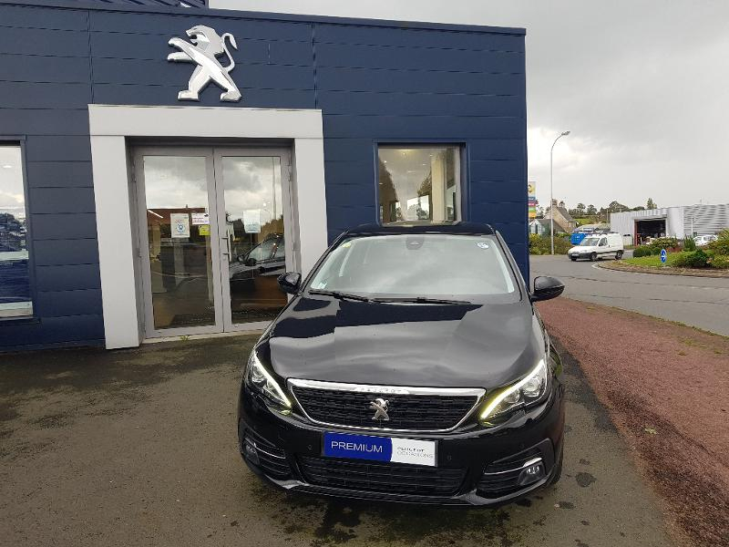Peugeot 308 SW 1.5 BlueHDi 130ch S&S Active Business EAT8 Diesel Noir Métal Occasion à vendre