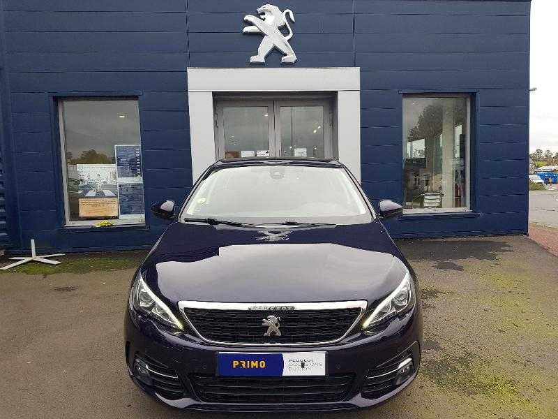 Peugeot 308 1.6 BlueHDi 120ch S&S Active Business Basse Consommation Diesel dark blue Occasion à vendre